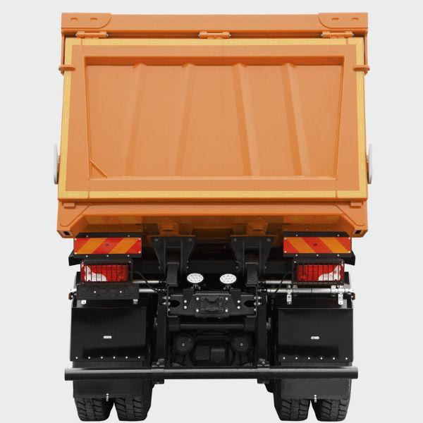 <p>Rama pośrednia przystosowana do pojazdów o DMC 60t.</p>