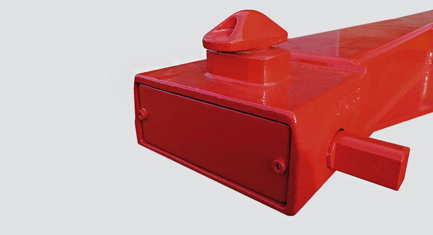 <p>Zamek przedni dla kontenerów: 40'HC 45'HC</p>