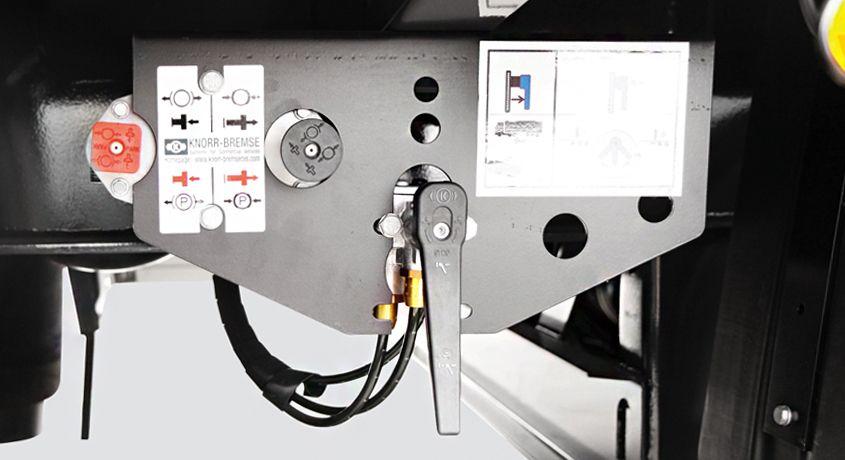 <p>Zawieszenie pneumatyczne, zawór podnoszenia i opuszczania podwozia HS</p>